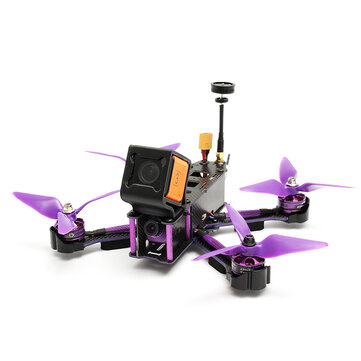 Eachine Wizard X220S FPV Racer RC Drone Omnibus F4 5.8G 40CH 30A Dshot600 2206 2300KV 800TVL CCD ARF