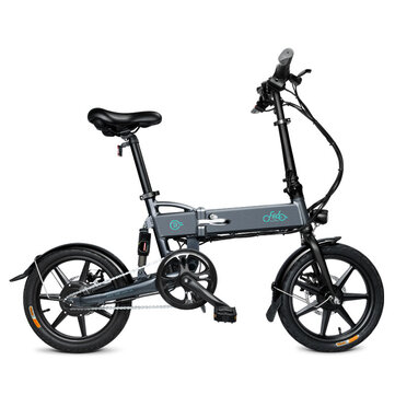 Rower elektryczny FIIDO D2 za $489.99 / ~1919zł