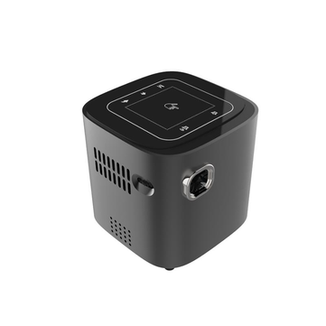 DL-S12 DLP Mini Projector Android 7.1.2 OS Wifi bluetooth For Full HD 1080P Home Theater Projector