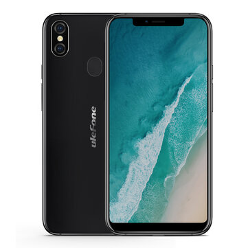 Ulefone X 5.85 inch Wireless Charge Android 8.1 4GB RAM 64GB ROM MT6763 Octa core 4G Smartphone