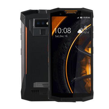 DOOGEE S80 Global Bands 5.99 Inch IP68 10080mAh 6GB RAM 64GB ROM MT6763T Octa Core 4G Smartphone