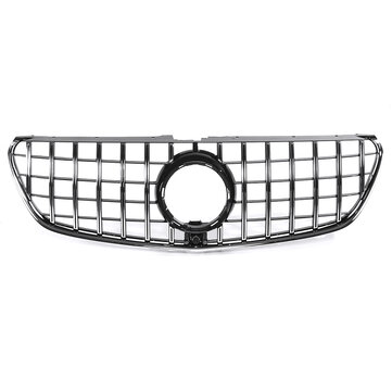 GT R Front Upper Grille Grill For Mercedes-Benz V-Class W447 V250 V260 2015-2018