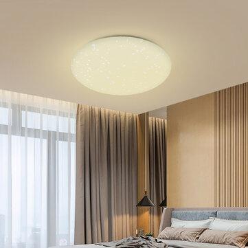 Blitzwolf® BW_LT20 24W Smart LED Ceiling Light Mount WiFi APP Control Work with Amazon Google Home AC100_240V
