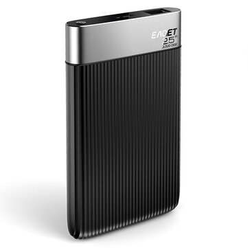 Eaget Y200 2.5inch 1TB/2TB Smart Wireless WiFi Hard Drive Private Cloud Drive Remote Shared