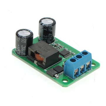 RIDEN® 9V-35V To 5V 5A 25W DC-DC Buck Synchronous Rectification Step Down Power Supply Converter Module