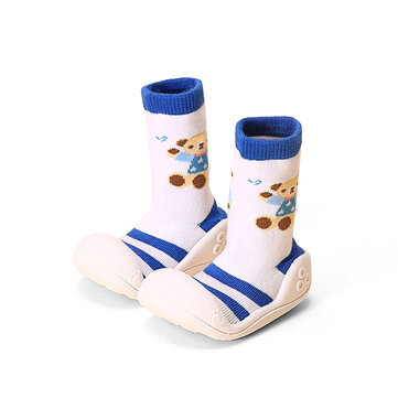 Buy These sock shoes  designed as socks with soles  are perfect to be your babys first walking shoes  as they are as soft as socks yet meanwhile can protect your babys feet with the rubber sole with 11 on Gipsybee.com
