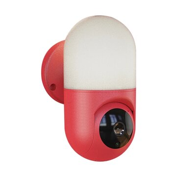 New Surveillance Camera 1080P HD WIFI PTZ Rotation Home Motions Detection Smart Alarm Camera Courtyard Lighting Wall Lamp Camera for sale in Litecoin with Fast and Free Shipping on Gipsybee.com