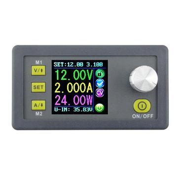 RIDEN® DPS3003 32 V 3A Buck Ayarlanabilir DC Sabit Gerilim Güç Kaynağı Modülü Ile Entegre Voltmetre Ampermetre Renkli Ekran