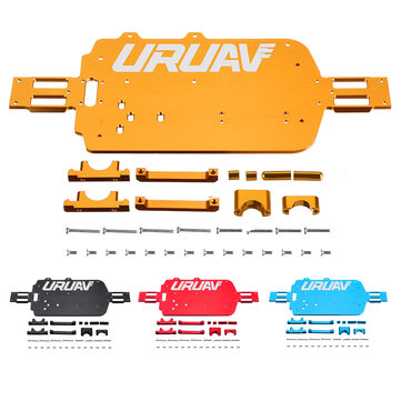 URUAV Upgrade Metal Chassis For WLtoys A949 A959B A969 A979 K929 RC Car Parts