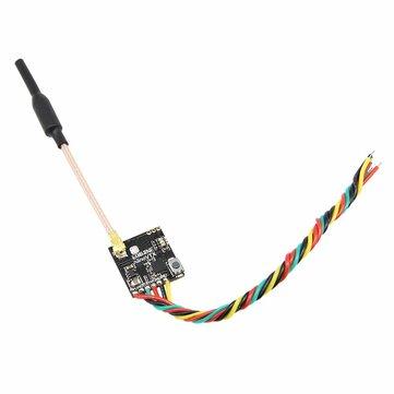 Eachine NANO VTX 5.8GHz 48CH 25/100/200/400mW Switchable FPV Transmitter Support OSD/Pitmode/IRC Tramp