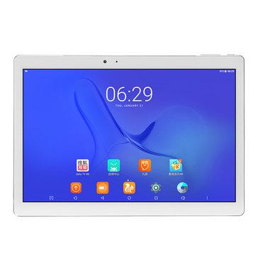 Original Box Teclast Master T10 MT8176 Hexa Core 4G+64G Android 7.0 Fingerprint 10.1 Inch Tablet