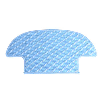Wet Dry Microfiber Mop Pad for Ecovacs Deebot D36A D36C DB35 Mopping Cloth Vacuum Cleaner Parts