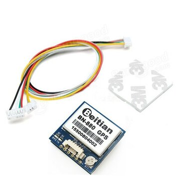 Beitian BN-880 Flight Control GPS Module Dual Module Compass With Cable for RC Drone FPV Racing