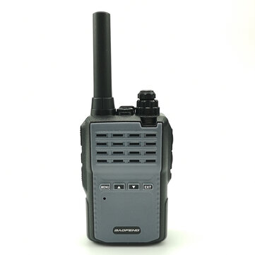 Baofeng BF-E90 Walkie Talkie With Headset 5W Power 400-470Mhz Frequency UHF  Handheld Radio Intercom Two-Way Radio