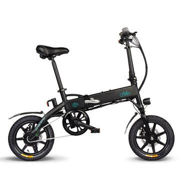 Rower elektryczny FIIDO D1 za $419.99 / ~1652zł