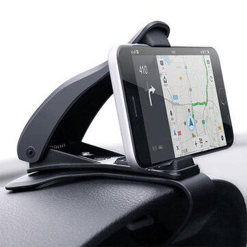 Bakeey™ ATL-2ノンスリップ  360°回転ダッシュボードカーマウントホルダー  iPhone &iPad& Samsung &GPSスマートフォン用