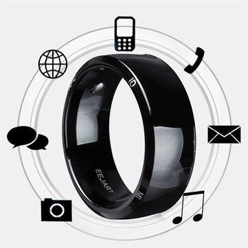 आईओएस एंड्रॉइड विंडोज मोबाइल फोन चुंबकीय बहुआयामी फिंगर रिंग पुरुषों महिला के लिए स्मार्ट एनएफ