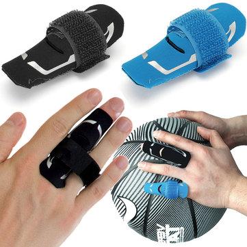 Hỗ trợ bóng rổ ngoài trời Finger Finger Splint Brace Hỗ trợ Bảo vệ Thắt lưng Băng Giảm đau