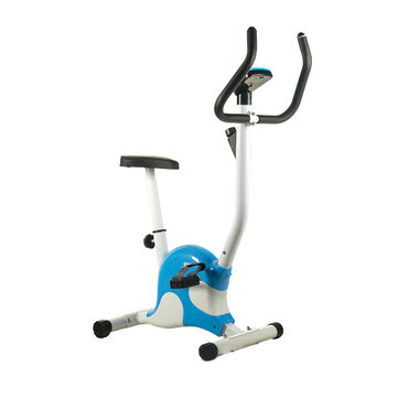Max Load 120kg Folding Fitness Spinning Bike Cardio Workout Cycling Bike Office Home Exercise Tools