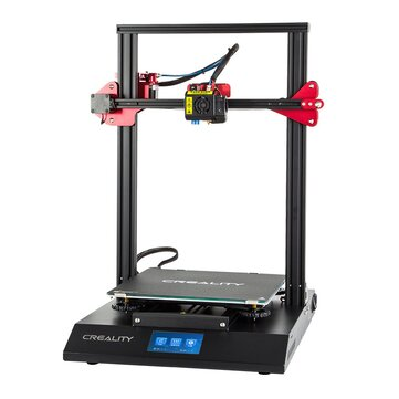 Creality 3D® CR-10S Pro DIY 3D Printer Kit 300*300*400mm Printing Size With Auto Leveling Sensor/Dual Gear Extrusion/4.3inch Touch LCD/Resume Printing/Filament Detection/V2.4.1 Motherboard