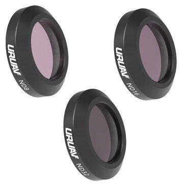 URUAV ND CPL NDPL Camera Lens Filter Combo for Naked Gopro Hero 6/7 for BETAFPV Beta95V 85X V2 RC Racing Drone