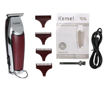 How can I buy Kemei KM-1875 Men Electric Cordless Hair Clipper Professional Hair Trimmer Hair Cutter Machine with Bitcoin