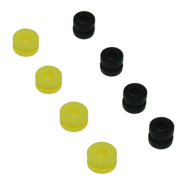 10 PCS CLRacing M3 Anti-vibration Washer Soft Rubber Damping Ball for F3 F4 F7 Flight Controller RC Drone FPV Racing