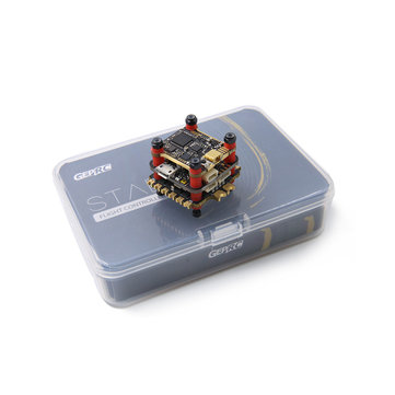 20x20mm Geprc Stable V2 F4 Stack F4 Flight Controller AIO OSD BEC & 30A BL_S / 35A BL_32 4in1 ESC & 500mW VTX for RC Drone