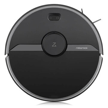 Roborock S6 Pure Robot Vacuum Cleaner 2000Pa Suction Smart LDS SLAM Navigation Works with Google Pet Hairs Carpet Dust Robotic Collector from Xiaomi Youpin