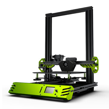 Ensemble d'imprimante 3D TEVO® Tarantula Pro avec 235x235x250mm, taille d'impression MKS