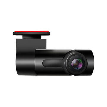 1080P HD WIFI Car DVR Hidden Mini Car Recorder Dash Cam Night Vision App 140 Degrees Wide Angle