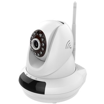 FI-366 720P WiFi Night Vision Wireless Network Security Colud IP Camere for IOS Android