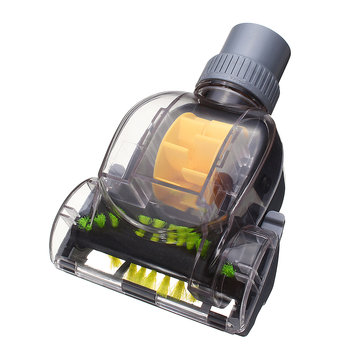 Vacuum Turbo Floor Brush Cyclone Brushes Pneumatic Cleaner Head Hair Mites Remover Kits For Dyson
