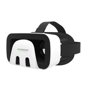 VR Shinecon Octopus Styleバーチャルリアリティヘッドマウントヘルメット3Dメガネfor 4.7-6 '携帯電話