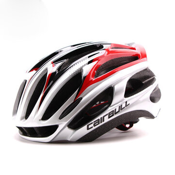 CAIRBULL-18 57-63cm Road Bike MTB Cycling Helmet Ultralight Ventilative Integrally Racing Helmet