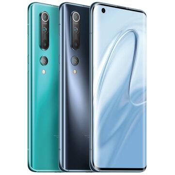 Xiaomi Mi10 Mi 10 Global Version 108MP Quad Camera 8GB 128GB 6.67 inch 90Hz 4780mAh WiFi 6 Snapdragon 865 5G Smartphone