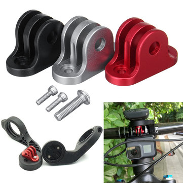 Bnineteenteam Bicycle Odometer Computer Extension Mount Adapter Cycling Camera Holder Mount for Bryton CATEYE