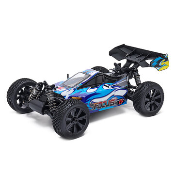 FS Racing FS33651P 1/8 2.4G 4WD 90km/h Brushless RC Car Off-Road Buggy without Battery