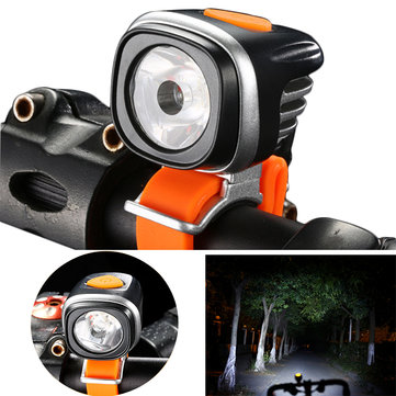 XANES XL19 T6 LED 650LM 3 Modes Bike Front Light IPX6 Waterproof Bicycle Headlight