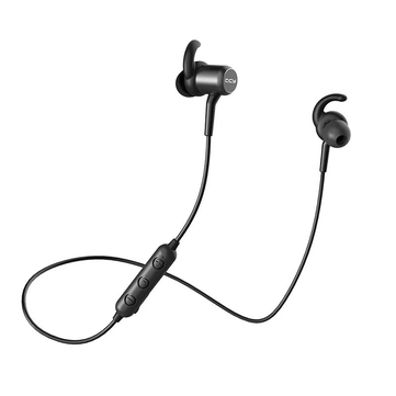 QCY M1C Wireless bluetooth Earphone Magnet Adsorption Noise Cancelling IPX4 Waterproof Headphone from xiaomi Eco-System