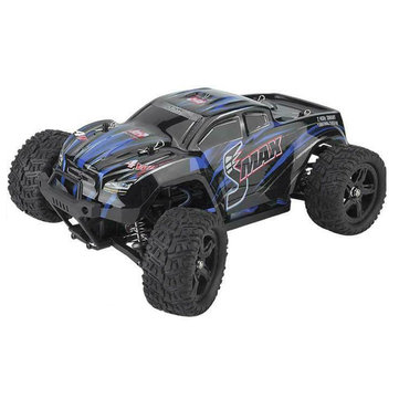 $87.8 for REMO 1635 1/16 2.4G 4WD Waterproof Brushless Off Road Monster Truck RC Car Vehicle Models Blue
