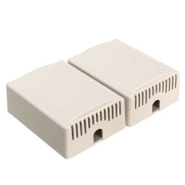 2pcs 75 x 54 x 27mm DIY Plastic Project Housing Electronic Junction Case Power Supply Box