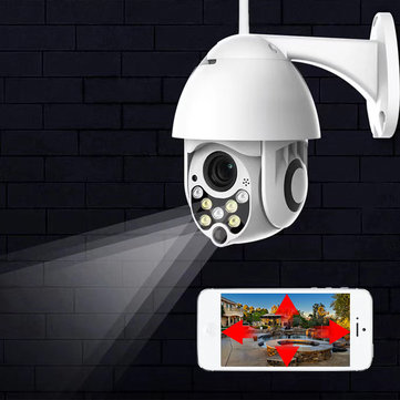 $ 33.33 for 1080P Wireless Waterproof Wifi IP Camera
