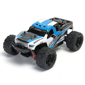 HS 18301/18302 1/18 2.4G 4WD Alta Velocidad Pie Grande RC Racing Coche OFF-Road Vehículo Juguetes