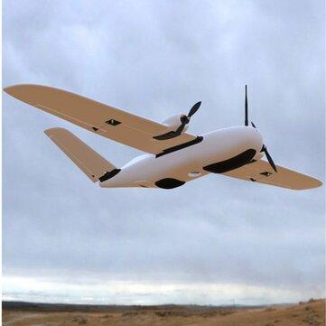 Believer 1960mm Wingspan EPO Twin Motor Máy bay Khảo sát trên không FPV Nền tảng Bản đồ RC Máy bay KIT