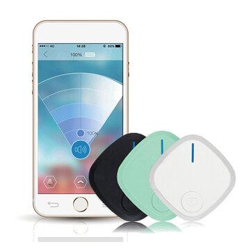 Loskii NB-S2 Mini bluetooth 4.0 Key Finder Smart Alarm Anti Lost Tracker Selfie Controller