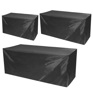 Waterproof Furniture Sofa Bench Table Chair Covers 2/3/4 Seaters Garden Outdoor Patio furniture Cover