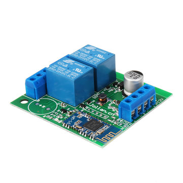 2 Channel Relay Module bluetooth 4.0 BLE Switch For Apple Android Phone IOT