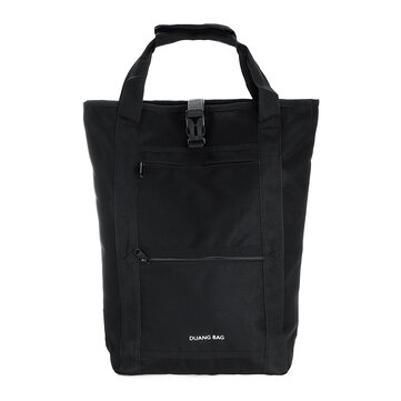 Buy 30L Large Capacity Simple Casual Waterproof Fashion Laptop Bag with Litecoins with Free Shipping on Gipsybee.com