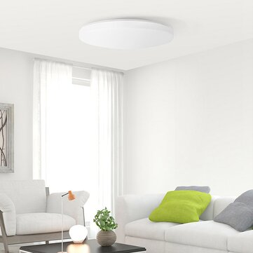 Yeelight JIAOYUE YLXD02YL 650 Surrounding Ambient Lighting LED Ceiling Light WiFi bluetooth ( Xiaomi Ecosystem Product ) - White Lampshade
